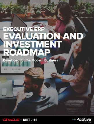 Executive ERP Evaluation Investment Roadmap