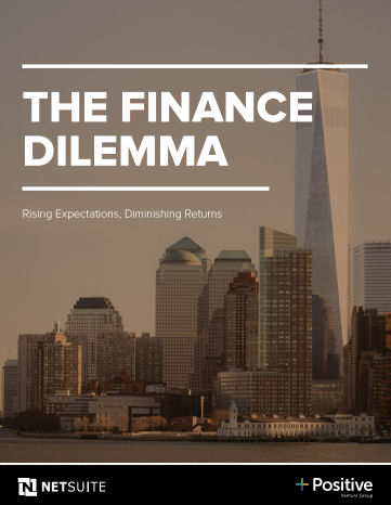 The Finance Dilemma