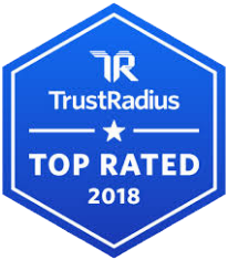 TrustRadius Top Rated 2018
